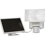 Solar-Powered 30 Watt Halogen Security Floodlight