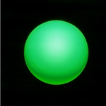 Meteorlight, Lighted Bouncing Ball, GREEN