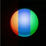 Meteorlight, Lighted Bouncing Ball, Disc-O Color Changing