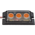 High-Power Low-Profile LED Surface Mount Warning Light - LED5500 Series