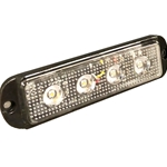 Super Low-Profile LED Surface Mount Warning Light - LED4500 Series