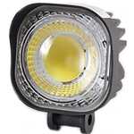 Extreme Duty Round LED Worklight - 2000 Lumens - 12/24V