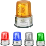 Revolving Bullseye Lens Beacon Light - BBP Series