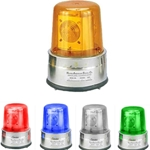 Revolving Bullseye Lens LED Beacon Light - BBPLED Series