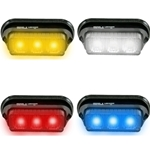 LED Surface Mount Warning Light - LED3000 Series