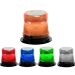 MicroBurst Rapid Single Flash Strobe LED Warning Light - LEDFL350 Series