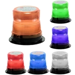 MicroBurst Flashing and Revolving Strobe LED Warning Light - LEDFLRV350 Series