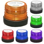 MicroBurst High Power Quad Flash LED Strobe Light with Rubber Base - LEDQ500 Series