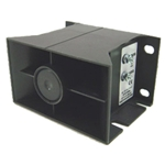 82-107 dB  Self-Adjusting Backup Alarm, 12/24 Volts