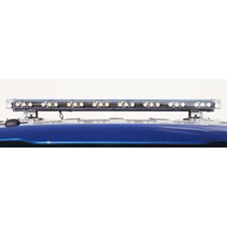 "48"" Low Profile LED Safety Light Bar, 12/24V DC"