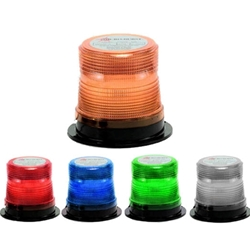 MicroBurst Strobe LED Warning Light, 12/48V AC