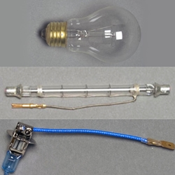 Bulb Type Differences for Safety Beacons and Signals