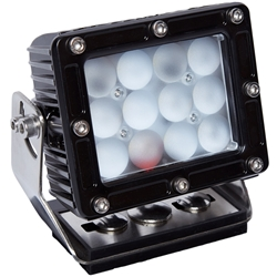 Heavy Duty High Power LED Flood Work Light - 4200 Lumens - 12/48V