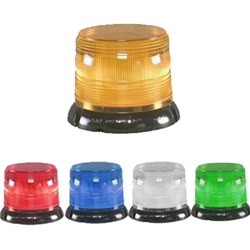 Construction Grade Quad Flash Strobe Warning Light - Q465 Series