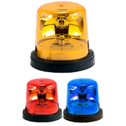 Extra Bright Rotating Reflector Beacon Light - TR3 Series