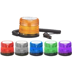 Quad Flash, 12/24V, Magnetic Mount Strobe Light